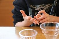 パフェ作り - 大阪府池田市 幼児造形教室「はるいろクレヨンのブログ」
