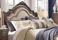 アメリカ式!デコラティブピローをふんだんに使ったベッドのコーディネート術 - アシュレイ ファニチャー ホームストア オフィシャルブログ