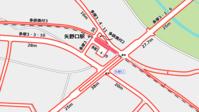 矢野口と南多摩の昔の道路計画が興味深い - 俺の居場所2(旧)
