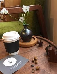 一日限定カフェに遭遇★ - Kyoto Corgi Cafe