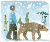 雪の日 - 「ふつう」って・・・なに?
