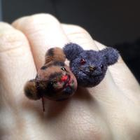 ニコニコ指輪 - テディベア等のブログ Urslazuli