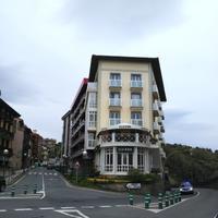 秋のバスクを歩く(32)ゲタリアのホテル - ◆ Mangiare Felice ◆ 食べて飲んで幸せ