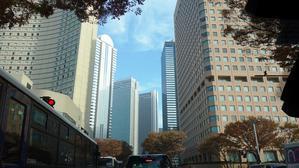 旧交を温める旅@関東地方⑬新宿で天ぷらランチ - ハチドリのブラジル・サンパウロ(時々日本)日記
