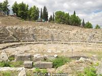 オルコメノスの古代劇場ボイオティア - 日刊ギリシャ檸檬の森 古代都市を行くタイムトラベラー