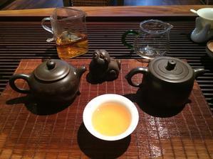 茶譜2019年2月 ー岩茶 - 小梅茶荘