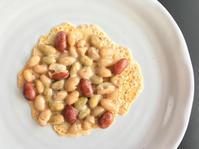 お豆のチーズ焼き - ぼっちオバサン食堂