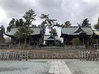 阿蘇神社(阿蘇市一の宮) - 今日は何処まで