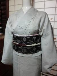 渋い、大人の雰囲気に出来上がりました。 - 京都嵐山 着物レンタル&着付け「遊月」