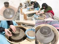 本日の陶芸教室 Vol.851 - 陶工房スタジオ ル・ポット