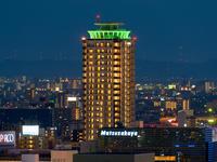 栄タワーヒルズ全館点灯 - 千種観測所