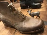【お知らせ】今週末2/17(日)荒井氏の入店ございません - Shoe Care & Shoe Order 「FANS.浅草本店」M.Mowbray Shop