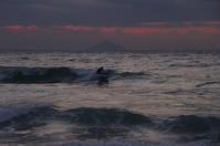 朝いちluck - 雲空海