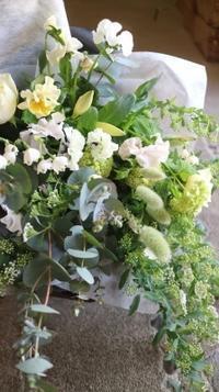 3月の営業のお知らせ - 金沢市 花屋 フローリストビーズニーズ blog
