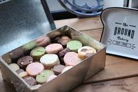 バレンタインデーの手作りお菓子『アイスボックスクッキー』次女作 - neige+ 手作りのある暮らし