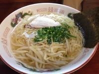2019.02.14 山田製麺で塩ラーメン ジムニー日本一周46日目 - ジムニーとピカソ(カプチーノ、A4とスカルペル)で旅に出よう