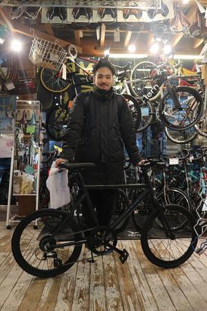2月16日 渋谷 原宿 の自転車屋 FLAME bike前です - かずりんブログ