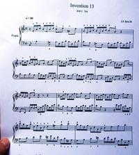 楽譜を見やすく大きくしてみた - 柴犬たぬ吉のお部屋