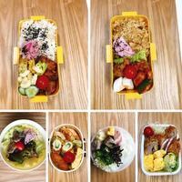2月〜2週目のお弁当 - kanayu*