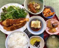 ささみカツ★(^^♪・・・・・700円ランチ - 日だまりカフェ