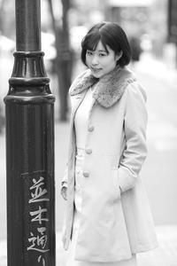 えりちゃん35 - モノクロポートレート写真館