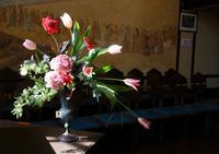次回、「明日館に飾る」も楽しみです✨ - Bouquets_ryoko