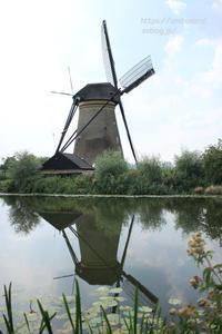 オランダ的景色 - 一瞬をみつめて