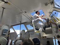 南太平洋クルーズ14(ボラボラ島観光) - リタイア夫と空の旅、海の旅、二人旅