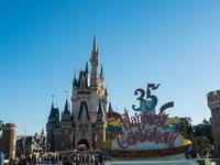 """今年初めてのJALで""""夢の国""""へ(1)東京ディズニーランド - 十勝・中札内村「森の中の日記」~café&宿カンタベリー~"""