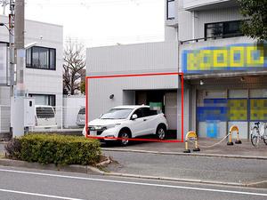 兵庫県 神戸市西区池上 幹線道路沿い 駐車場2台付き 1階テナント №047 - テナント賃貸ガイド明石市