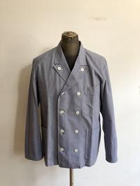"""50's Double Breasted """"Butcher Jacket"""" Mint Condition From France! - DIGUPPER BLOG"""