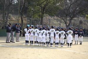 2018年大阪府富田林少年軟式野球連盟お別れ大会 決勝戦  - 大阪府富田林少年軟式野球連盟です。