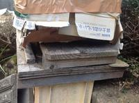 巣クズの掃除 - カピパラと日本蜜蜂