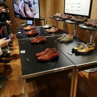 「靴磨き選手権大会 2019」決勝1回戦敗退……。 - Shoe Care & Shoe Order 「FANS.浅草本店」M.Mowbray Shop