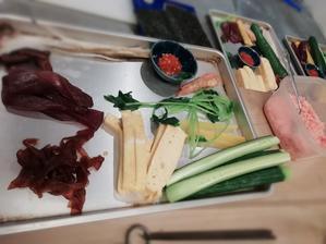 日本料理教室(14回目・最終回) ??太巻き - 晴れの日シュワシュワ
