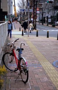 駐輪 - そぞろ歩きの記憶