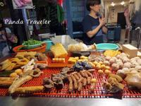 台湾初日の二次会はコンビニ前で! - 酒飲みパンダの貧乏旅行記 第二章