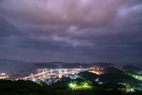 明るい曇り空 - 撃沈風景写真