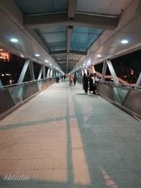 聖誕燈飾2018@尖東 Part2 - 香港貧乏旅日記 時々レスリー・チャン