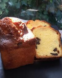 ブランデーケーキ - 調布の小さな手作りお菓子教室 アトリエタルトタタン