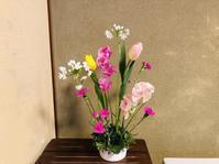 春はもうすぐ♪ - Flower Days ~yucco*のフラワーレッスン&プリザーブドフラワー~
