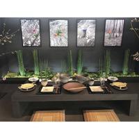 テーブルウェアフェスティバル2019 食空間提案Part2 - カエルのバヴァルダージュな時間