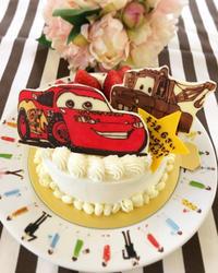 昨日作ったバースデーケーキたち。 - HAPPY FIELD