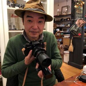 マル秘密着☆平野監督とお買い物 - BobのCamera
