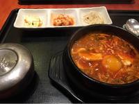 17日 牡蠣入り純豆腐チゲ@クックハン - 香港と黒猫とイズタマアル2