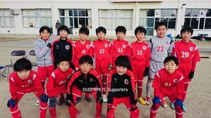【U-11 冬季新人交流大会】 優勝! February 17, 2019 - DUOPARK FC Supporters