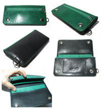 ZIP LONG WALLET - THE STETCH NEWS