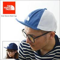 THE NORTH FACE [ザ ノースフェイス正規代理店] Kids' Denim Mesh Cap [NNJ01814] デニムメッシュキャップ MEN'S/LADY'S/KID'S - refalt blog