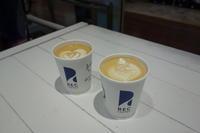 REC COFFEEさんで美味しいラテ - *のんびりLife*