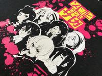 「ゾンビランドサガ」のTシャツが届いた - Lucky★Dip666-Ⅳ